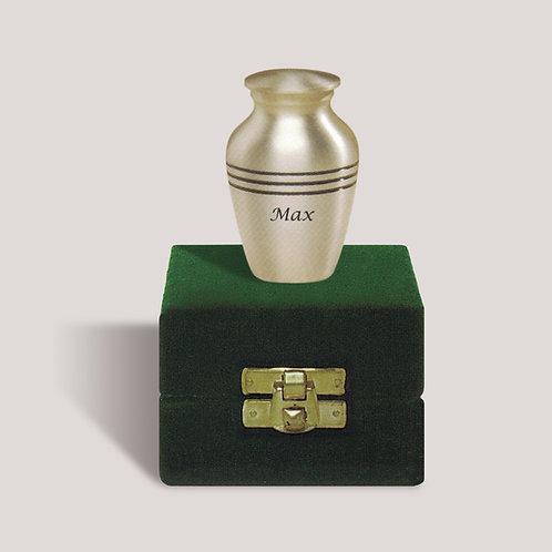 Aegean Brass Mini-Urn