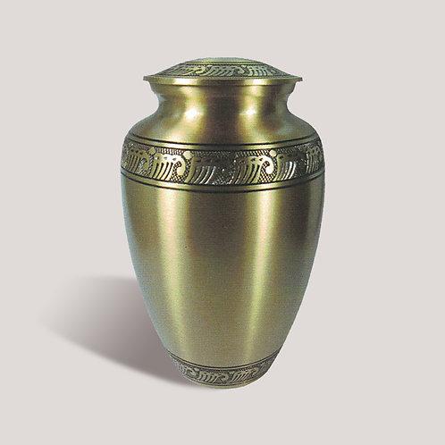 Platinum Funeral Urn