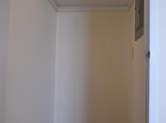 In-suite storage room