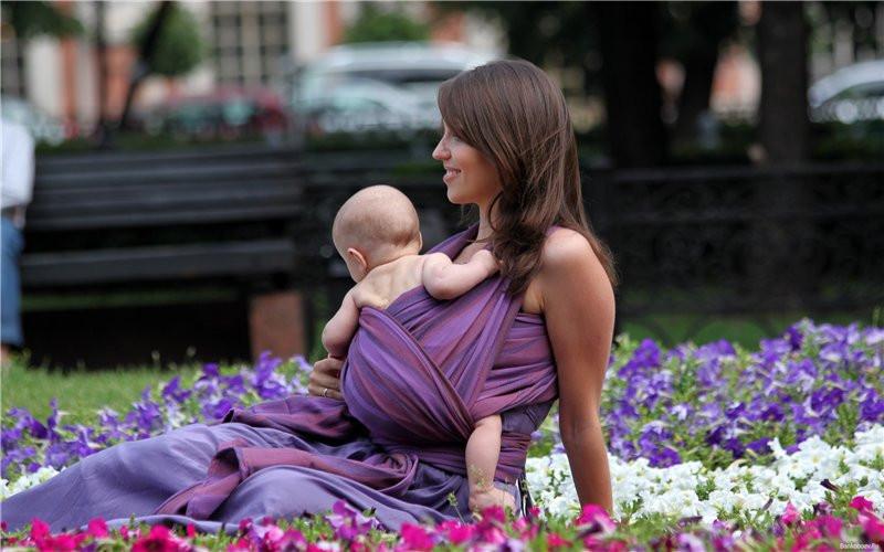 ароматерапия для молодых мам