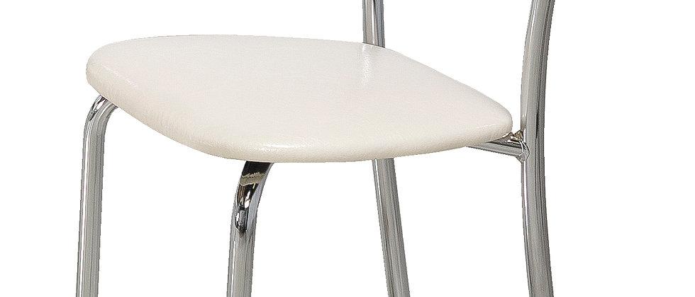 כיסא דגם כנרת צבע טבעי כהה