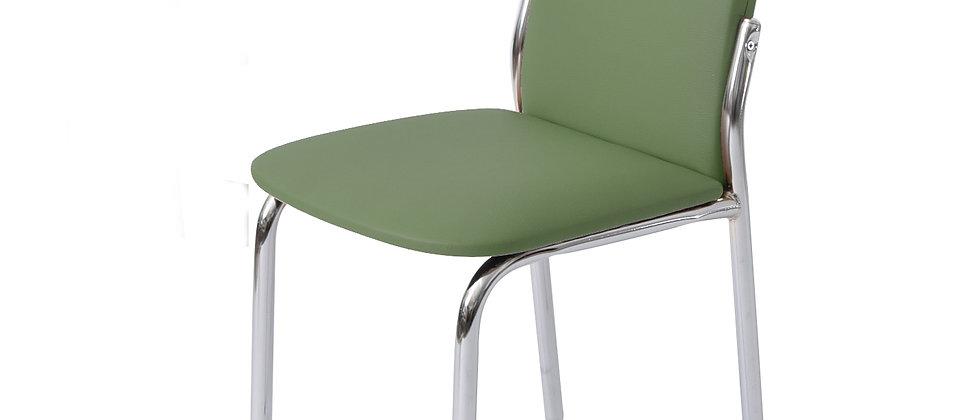 כסא דגם נרקיס צבע ירוק