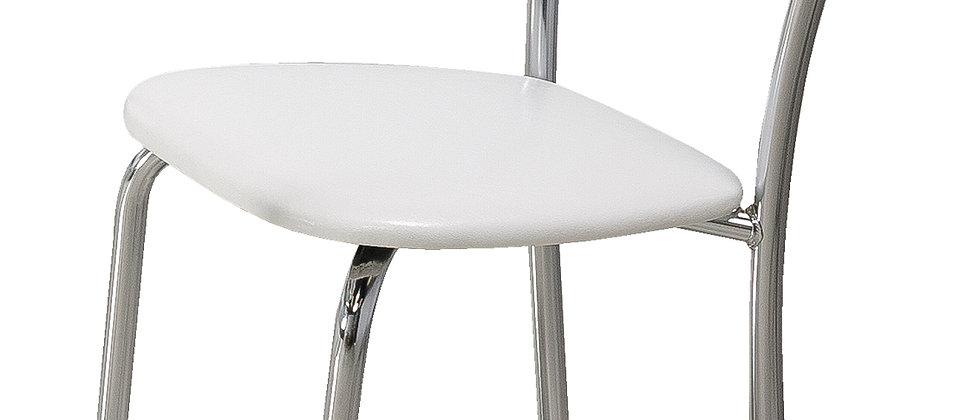 כיסא דגם כנרת צבע לבן