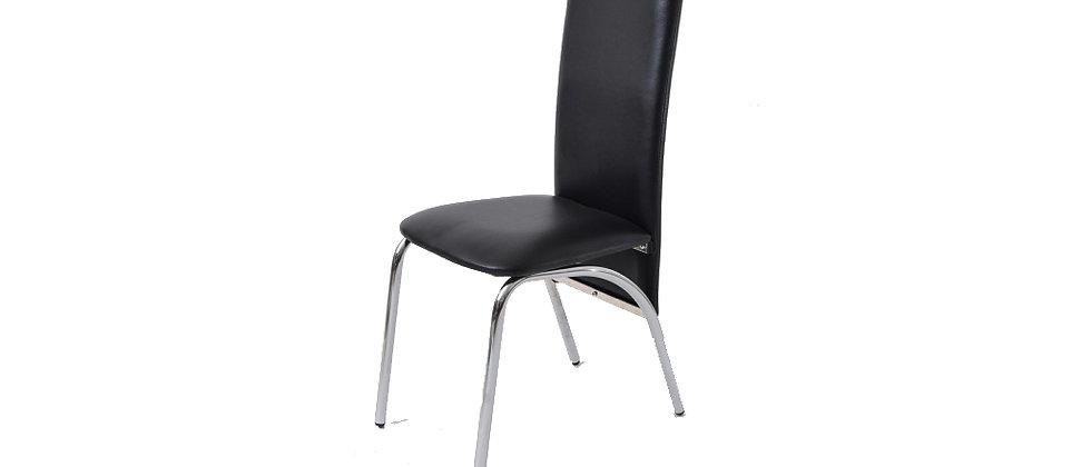 כסא דגם ברוש צבע שחור