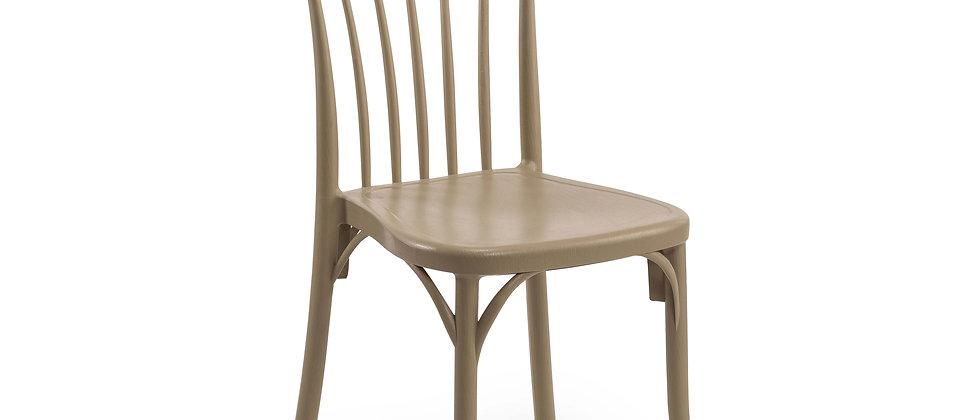 כסא דגם גפן צבע חול