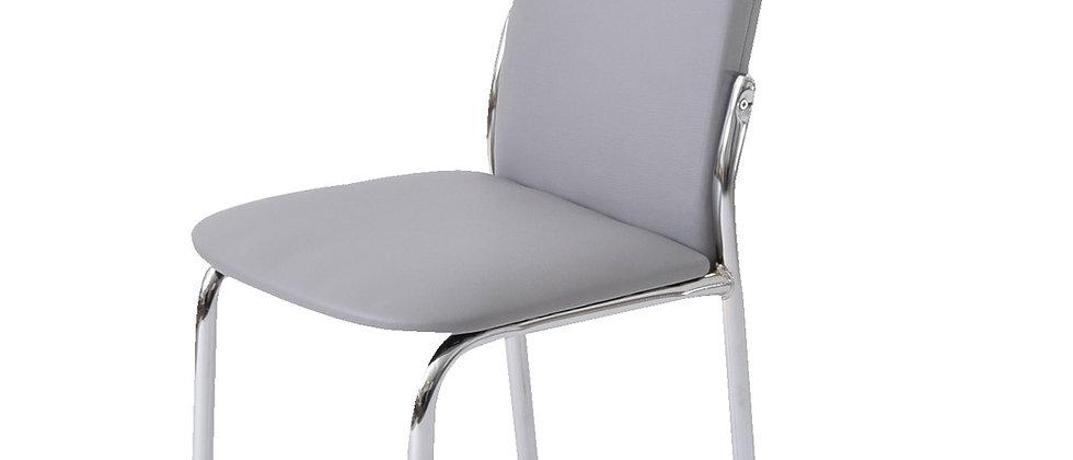 כסא דגם נרקיס אפור