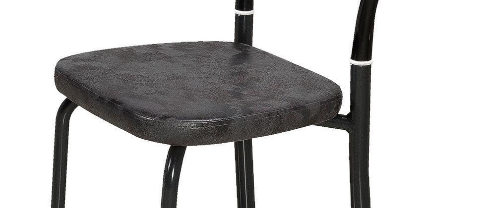 כיסא דגם מילאנו צבע שחור