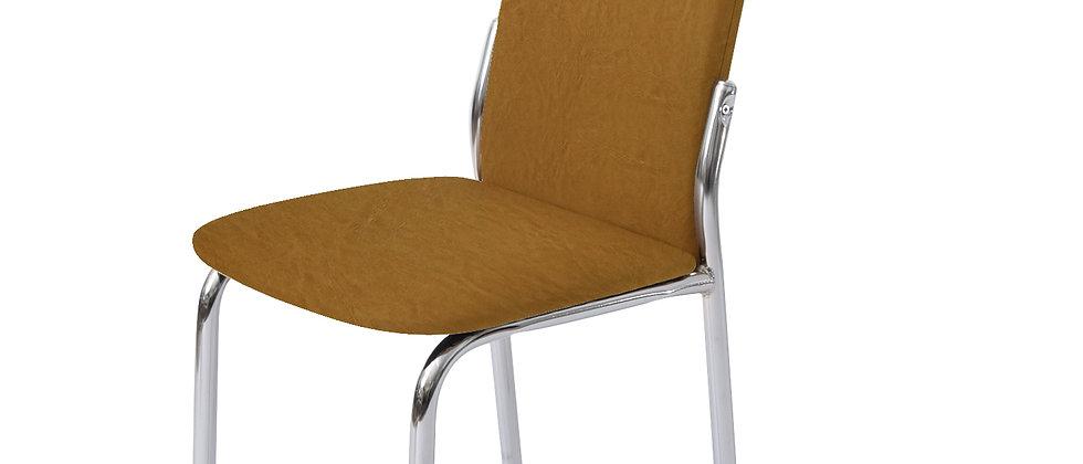 כסא דגם נרקיס צבע חרדל