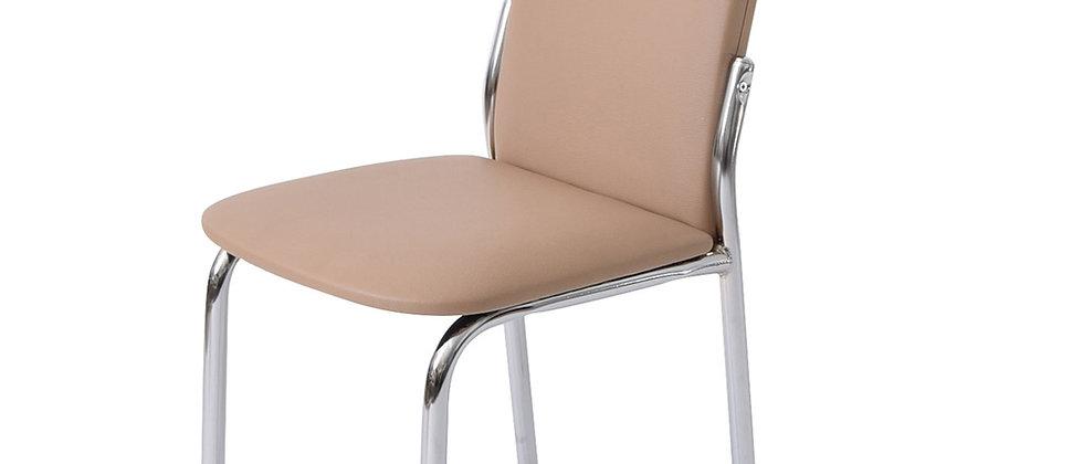 כסא דגם נרקיס צבע מוקה