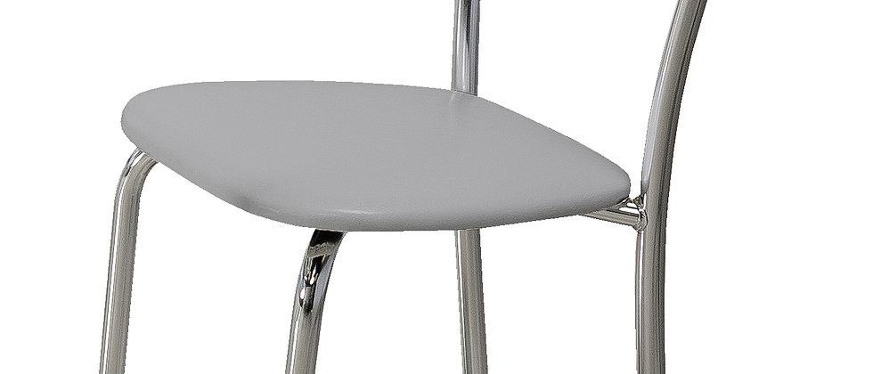 כיסא דגם כנרת צבע אפור
