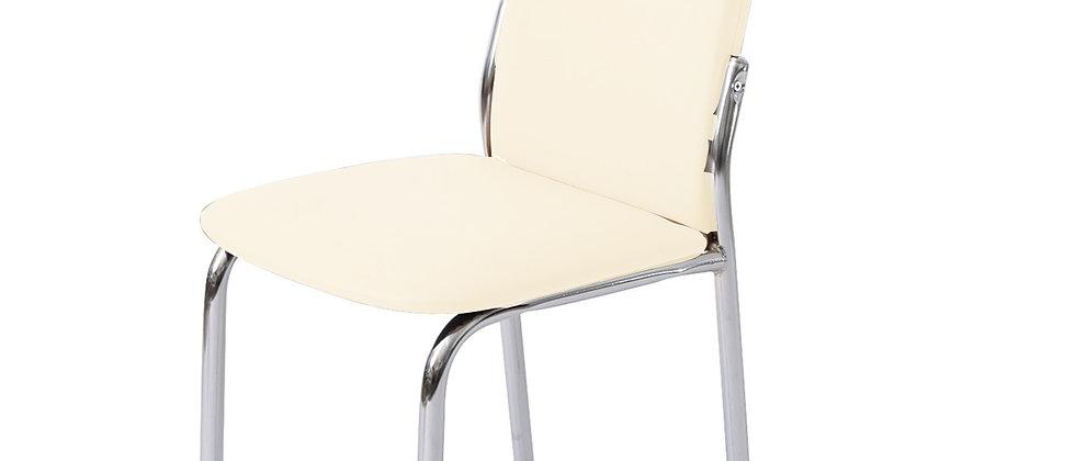 כסא דגם נרקיס שמנת