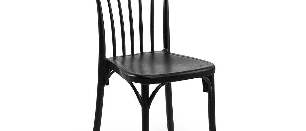 כסא דגם גפן צבע שחור
