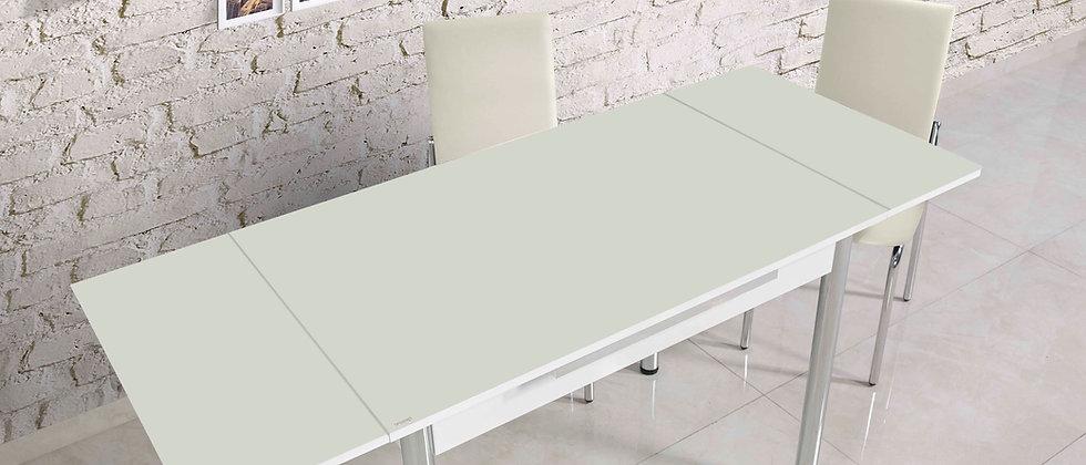 לשולחן דגם ניס שמנת ללא דיגום