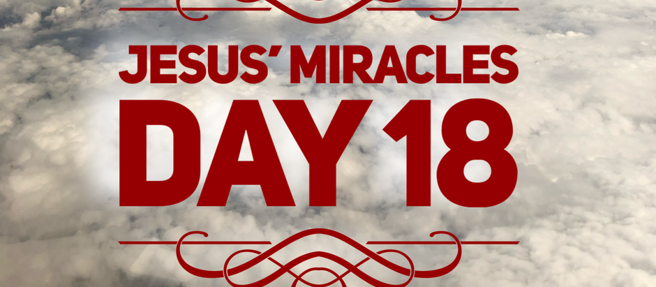 38 Days of Miracles: Do You REALLY Want to be Healed?