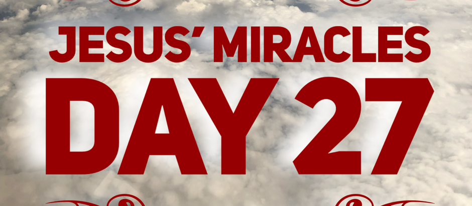 38 Days of Miracles: LIKE a Mustard Seed