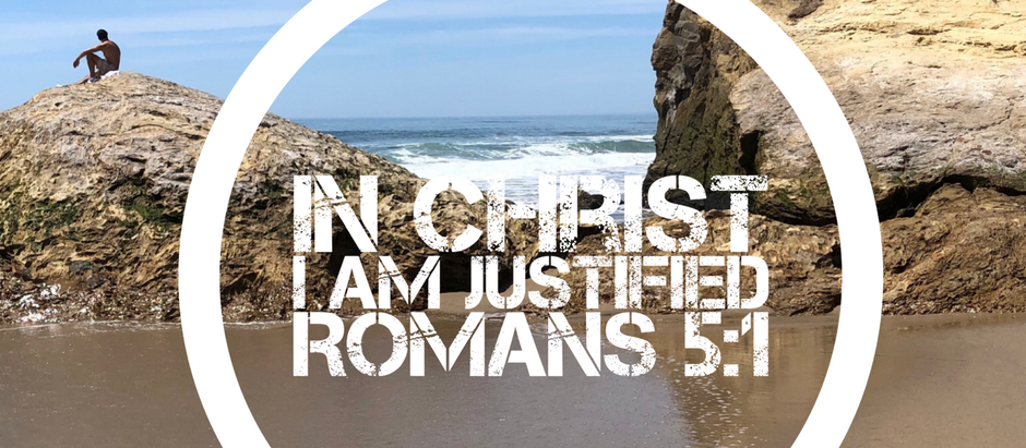 30 Days of Identity: I am Justified before God