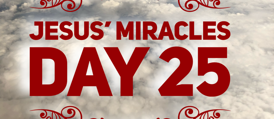 38 Days of Miracles: 2-Times
