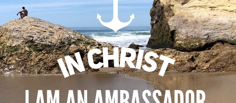 30 Days of Identity: I am an Ambassador
