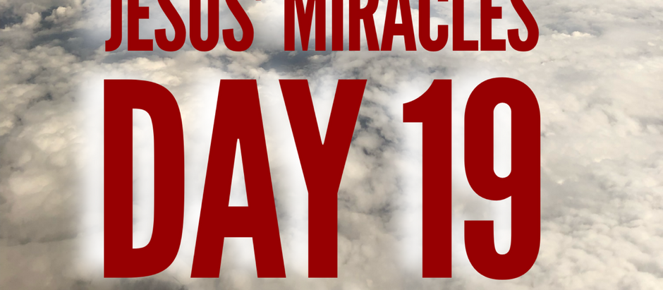 38 Days of Miracles: King of my Soul