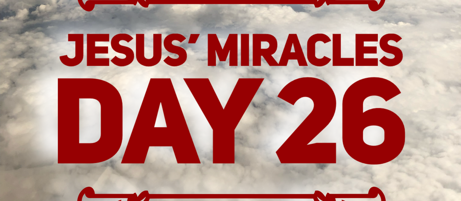 38 Days of Miracles: More Muddy Miracles!