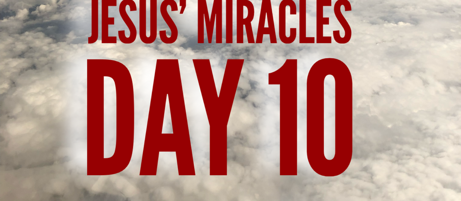 38 Days of Miracles: Spirit over Letter