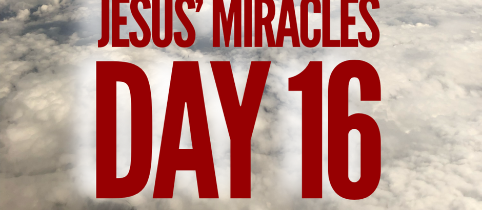 38 Days of Miracles: Shhhh
