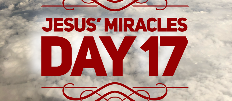 38 Days of Miracles: Don't be that guy