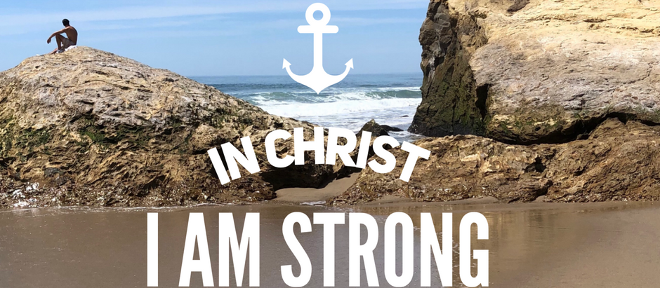 30 Days of Identity: I Am Strong!