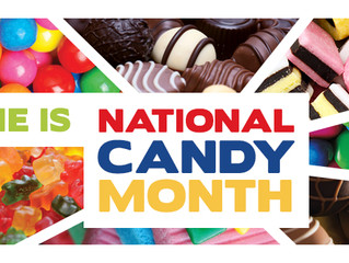 Celebrating National Candy Month