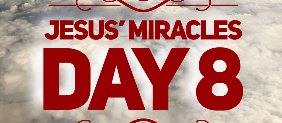 38 Days of Miracles:YRUHERE?