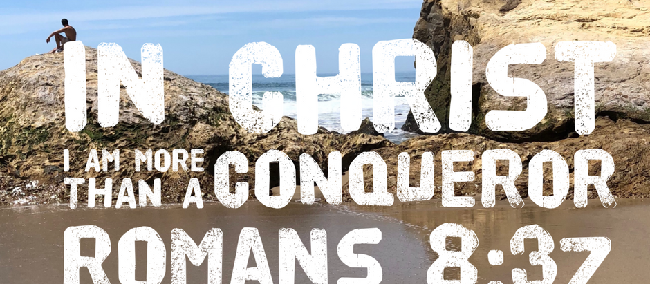 30 Days of Identity: I am More than a Conqueror!