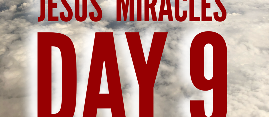 38 Days of Miracles: Get Your Miracle then Move On