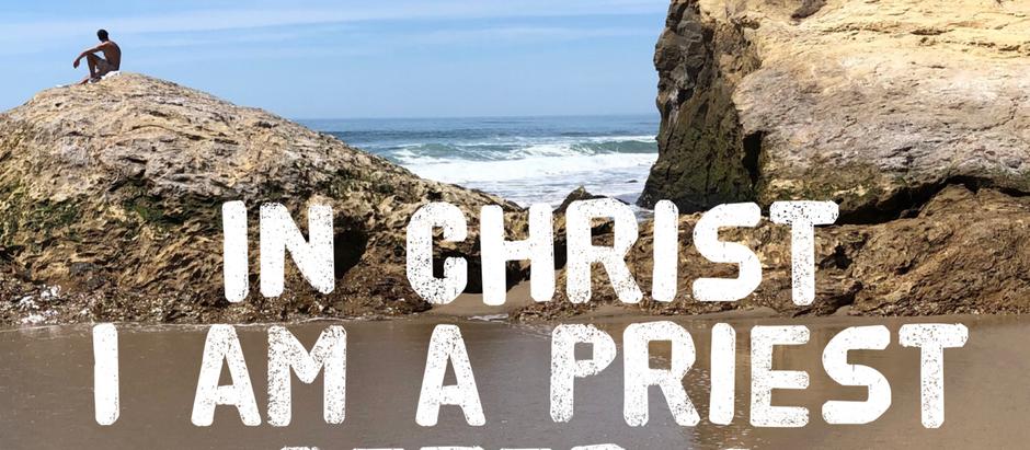 30 Days of Identity: I am a Priest