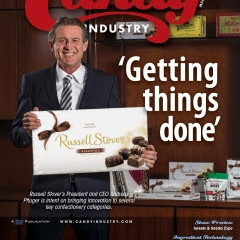 We're featured in Candy Industry Magazine