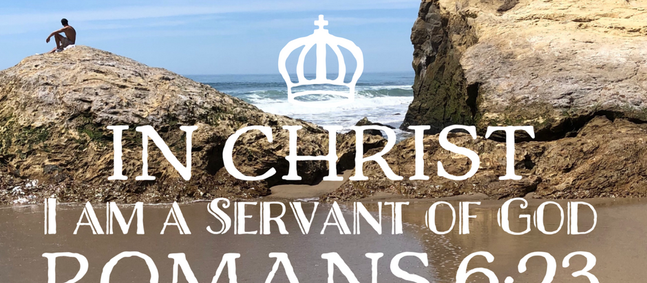 30 Days of Identity: I am a Servant of God