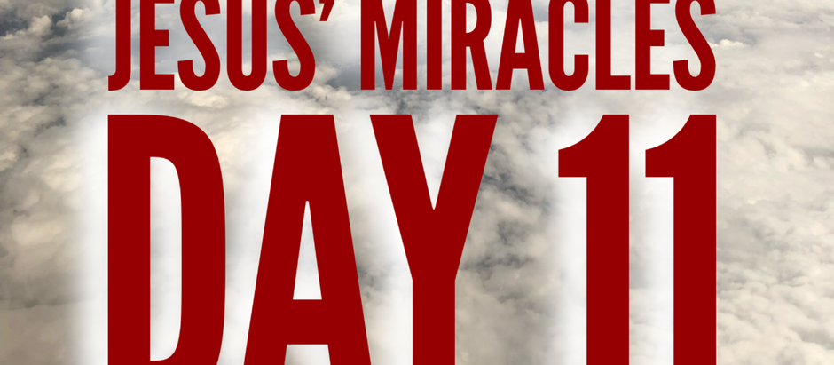 38 Days of Miracles: Hope and a Future