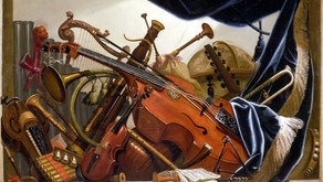 Early Music Monday - Baroque Musical Instruments