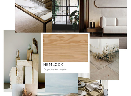 Timber Mood Boards: Hemlock