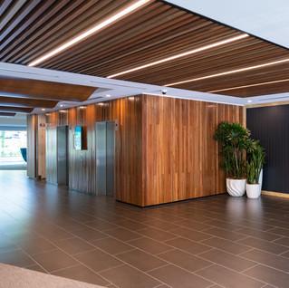 Minter Ellison Building Timber Cladding