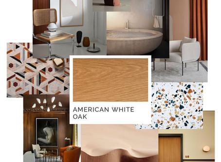 Timber Mood Boards: American White Oak