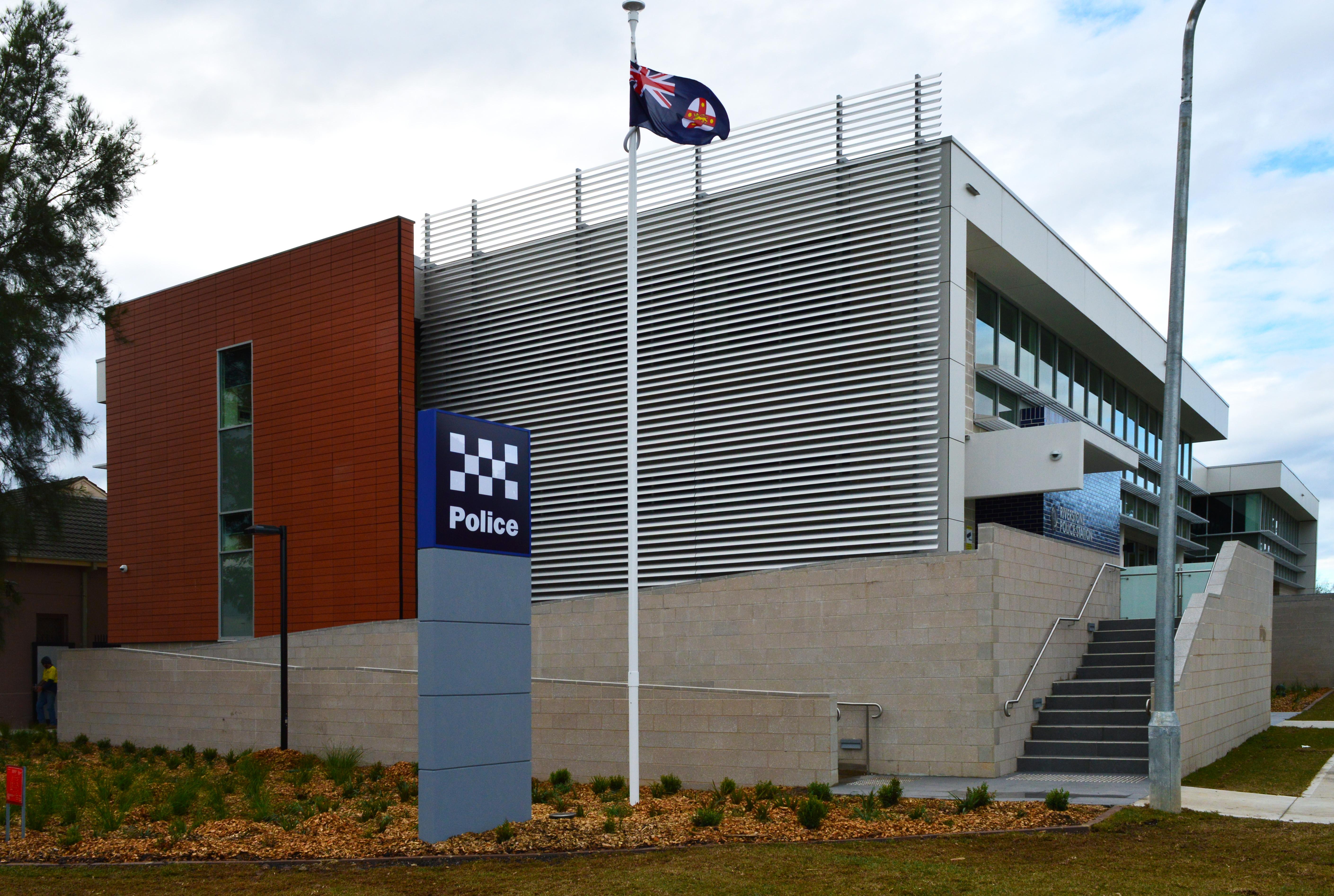 RIVERSTONE POLICE STATION