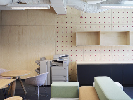 New Product: Perforated Panels