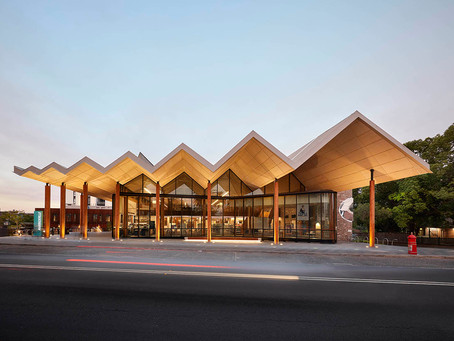 2020 Australian Timber Design Award Winners Announced