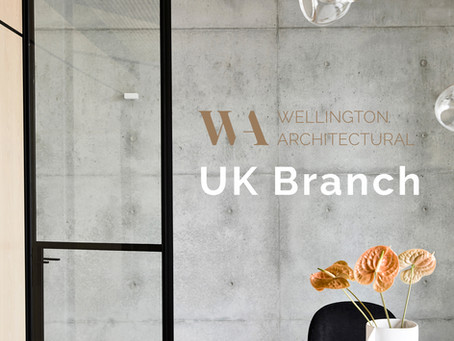 Introducing Wellington Architectural - UK Branch