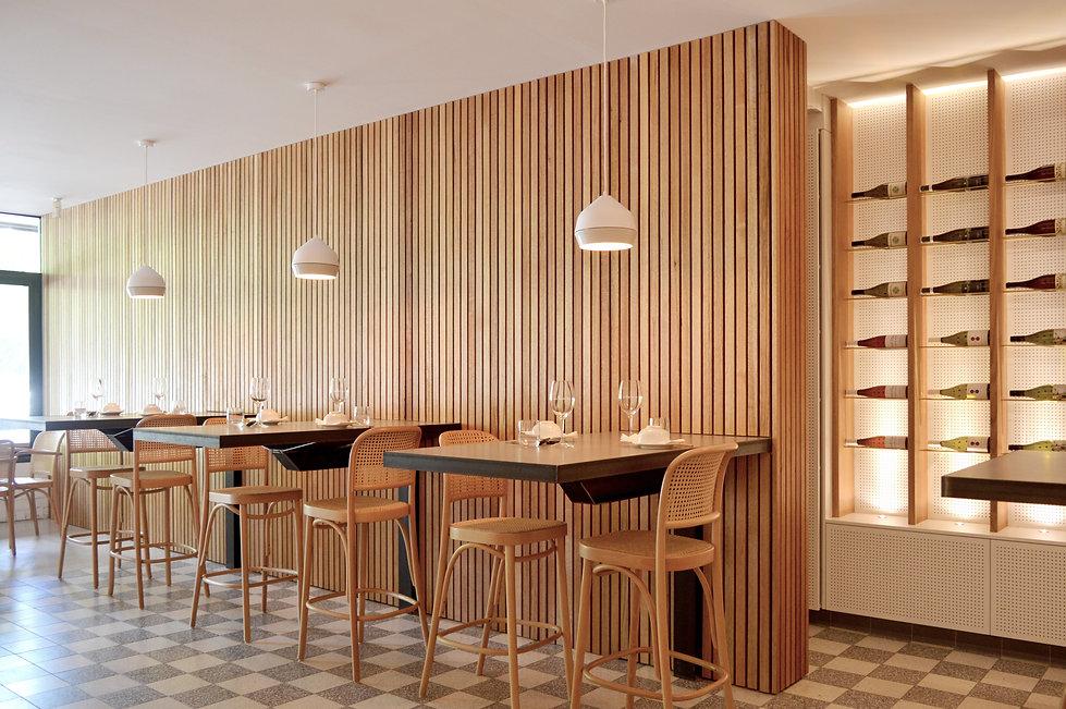 Timber cladding canberra restaurant