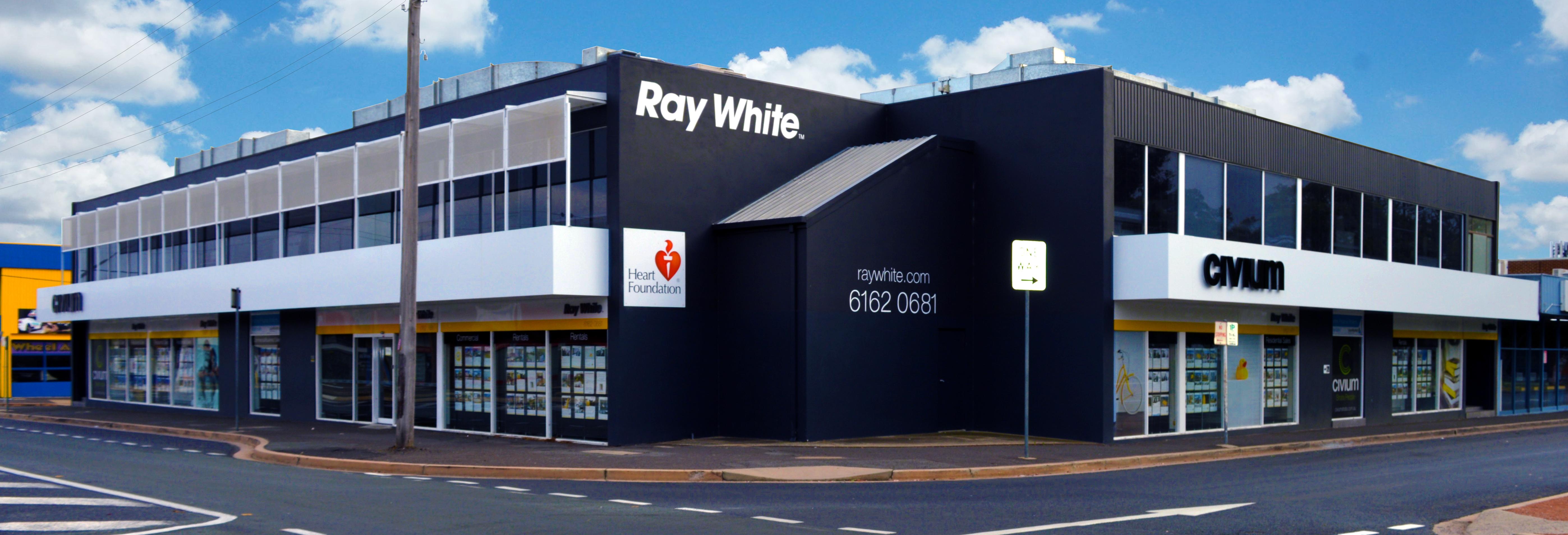 RAY WHITE FASCIA
