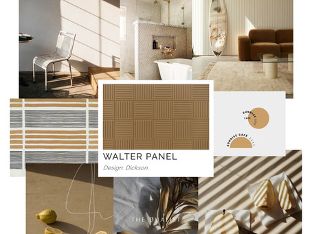 Walter Mood Boards: Deakin
