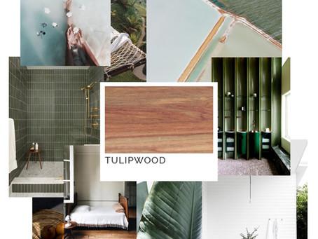 Timber Mood Boards: Tulipwood