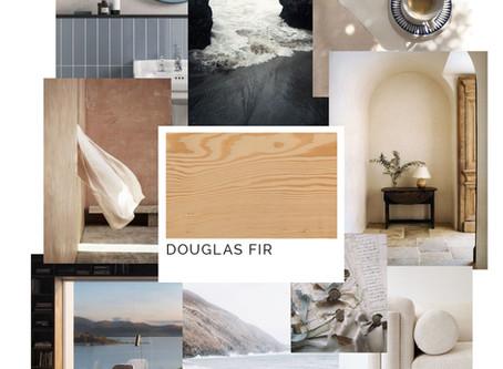 Timber Mood Boards: Douglas Fir