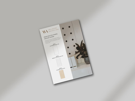 Perforated Panel Design Guide